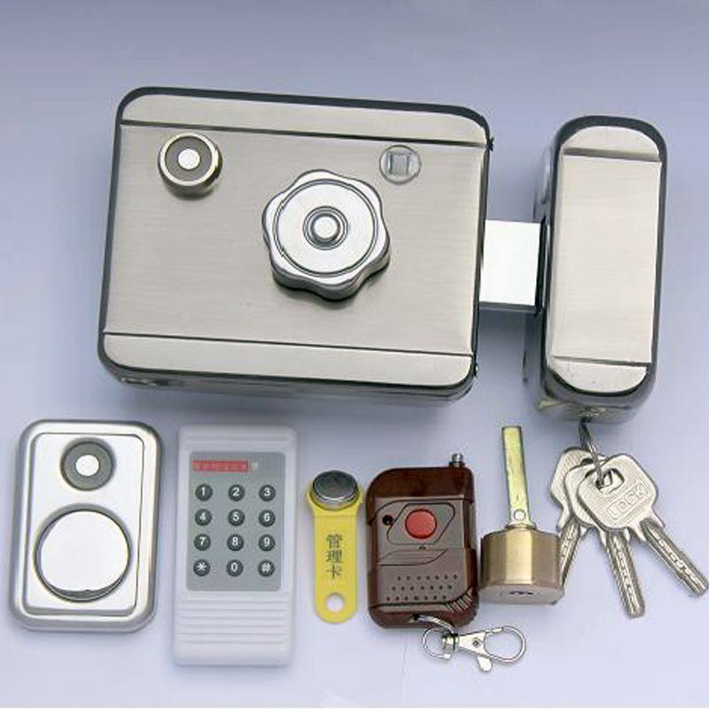 門禁磁力鎖&電插鎖